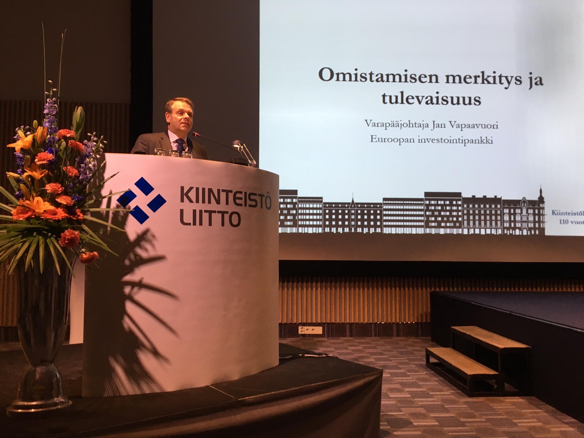 Suomen Kiinteistöliiton 110-vuotisjuhla