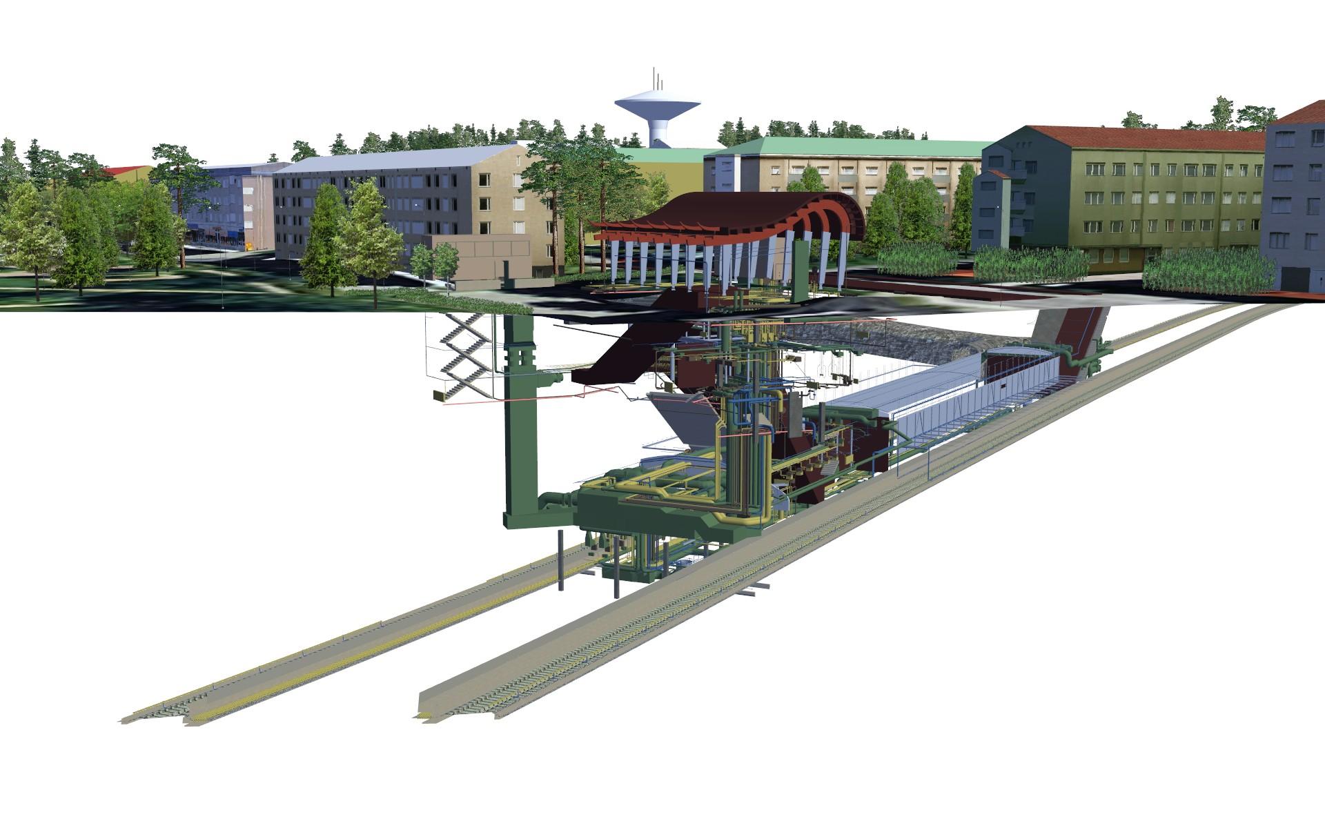 InfraBIM vie mallintamista käytäntöön infra-alalla