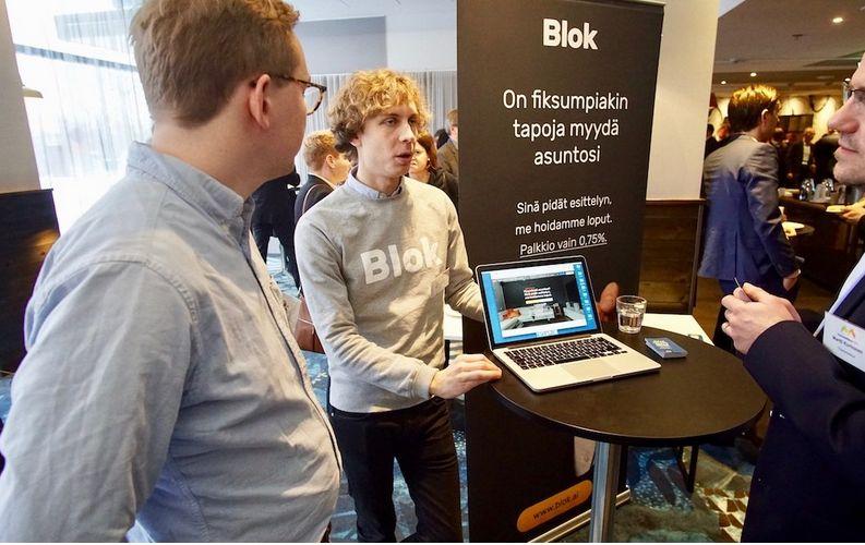 Kiinteistönvälitystä uudistavalle Blokille asuntomarkkinoiden innovaatiopalkinto 2018
