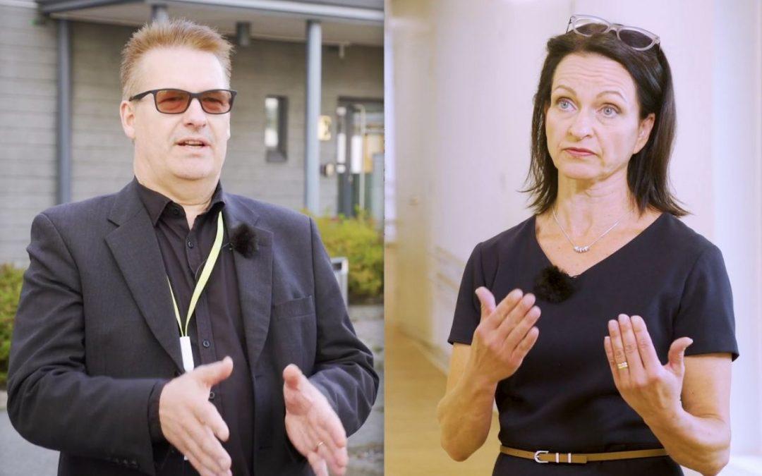 Järvenpään Mestariasunnot Oy ja VAV Asunnot Oy palkittiin asumisen uudistajina